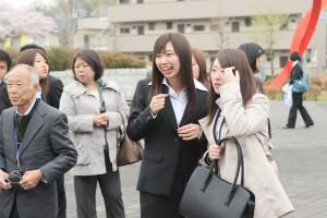 平成28年度 入学式が挙行されました。
