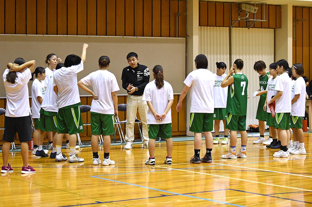 女子バスケットボール部 第67回...