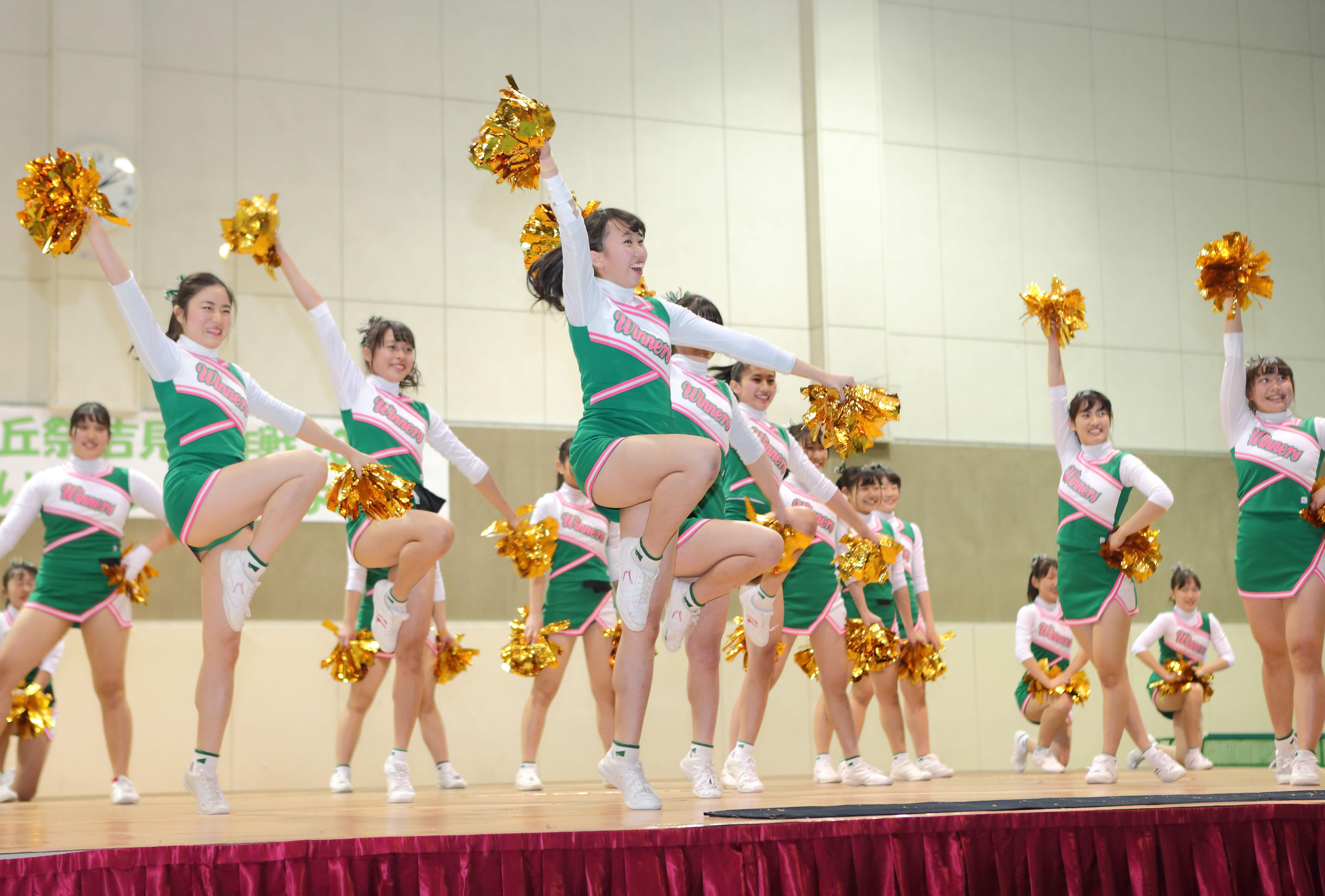 チアガール・女子高生に萌えるスレ 36 YouTube動画>3本 ->画像>705枚